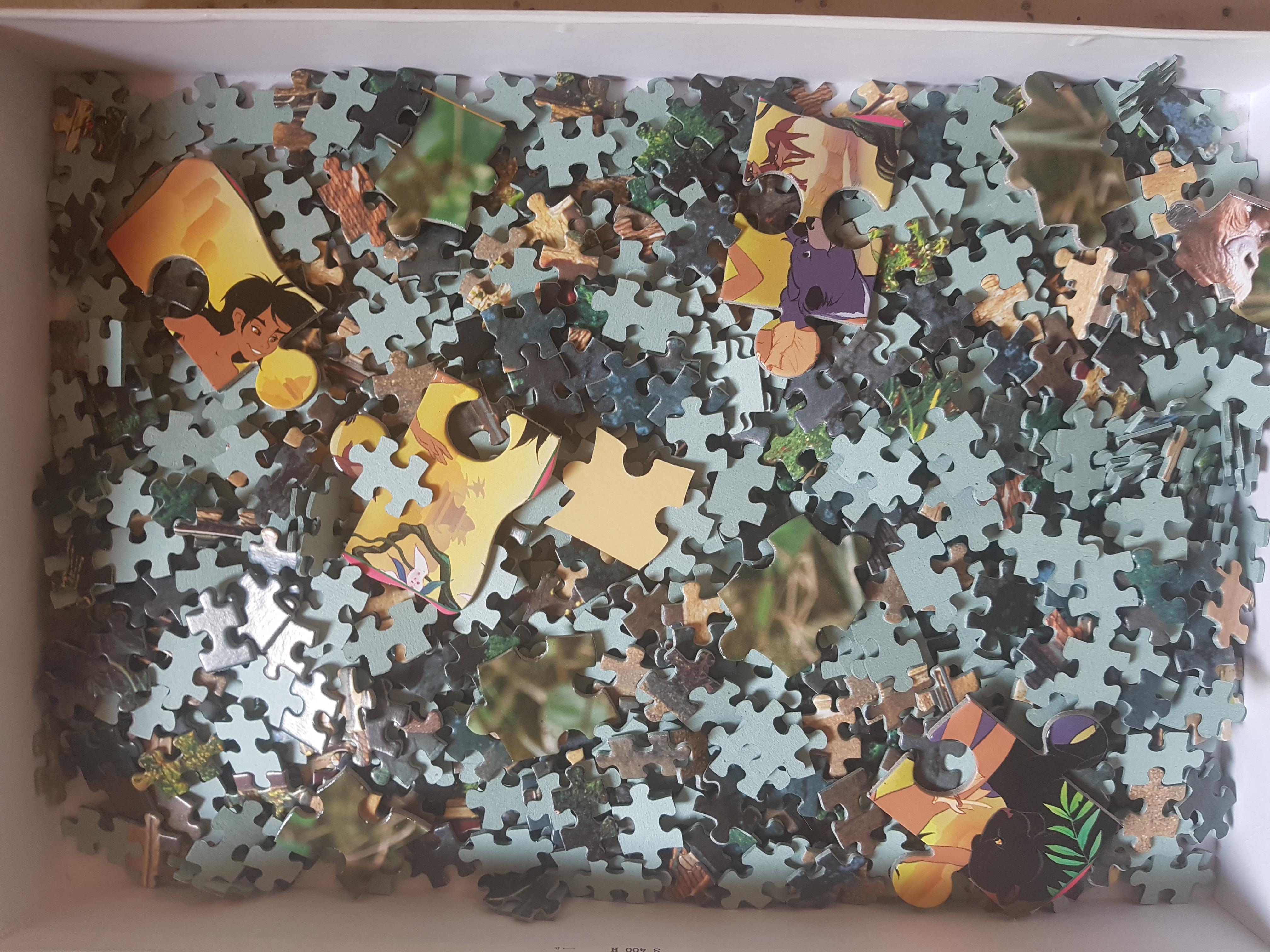 Puzzelen Dit Is Ook Autisme